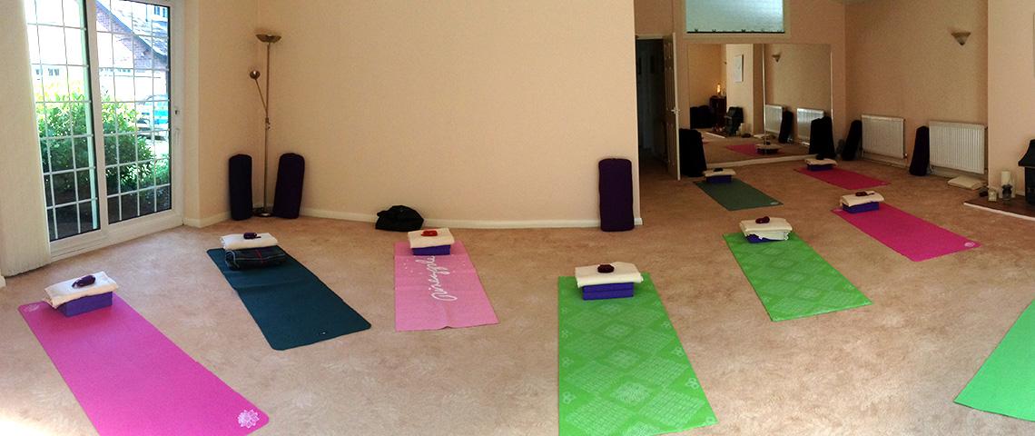 Yoga in Boston Lincolnshire